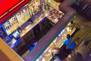 Tresen in einer Bar in Berlin