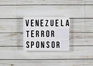Trump admin to designate Venezuela as state sponsor of terrorism: report | TheHill