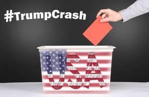 TrumpCrash presidental election concept.jpg