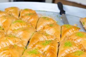 Türkisches Süßgebäck
