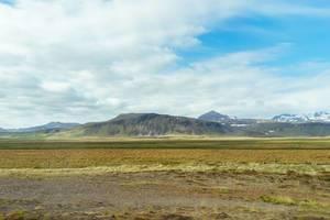 Typical Western Iceland landscape / Typische West-Island-Landschaft