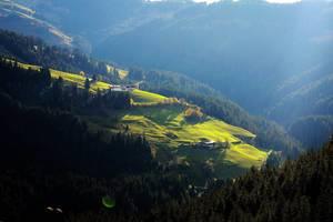 Tyrol landscape, Austrian mountains (Flip 2019)