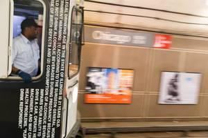 U-Bahn in Chicago