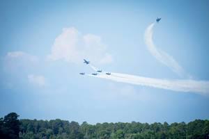 U.S. Navy Blue Angle
