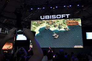 Ubisoft ANNO ONLINE @ Gamescom
