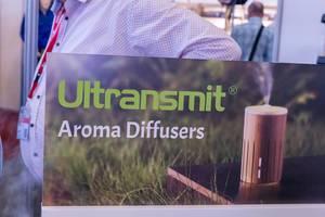 Ultransmit Aroma Diffusor Plakat