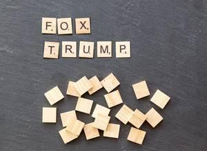US-Kongresswahlen - Selbst Fox News will Trump-Werbung nicht senden