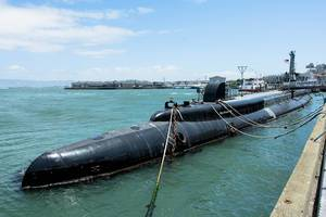 USS Pampanito submarine