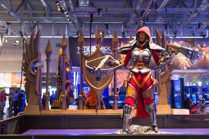 Valla von Heroes of the Storm