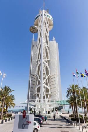 Vasco-da-Gama-Turm / Torre Vasco da Gama