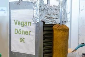 Vegan doner
