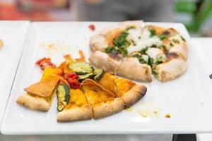 Vegane Pizzen von Bio Inside