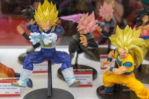 Vegeta Final Flash Actionfigur