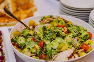 vegetable salad mix  (Flip 2019)