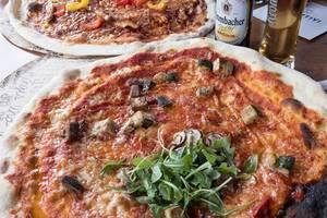 Veggie Pizza in der L