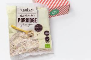 Verival - Bio-Bricher Porridge from the fifthteenth door of the vegan Foodist Active advent calendar