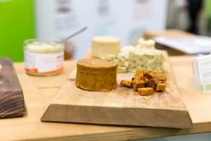 Verschiedene Käsesorten von Happy Cheeze