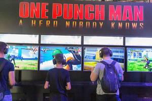 """Videospiel zur Comicbuchreihe und Kult-Anime-Serie """"One Punch Man"""" - A hero nobody knows"""