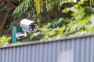 Videoüberwachung in der Stadt