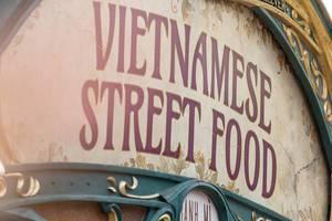 Vietnamese street food on Tomorrowland festival in Belgium