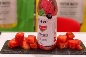 Vieve Protein-Getränk mit Melonengeschmack
