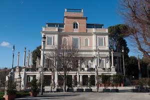 Villa in Rom, Italien