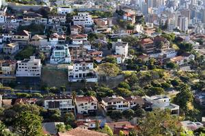 Villen in Mirante do Mangabeiras in Belo Horizonte