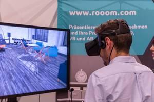 Virtuelle Besichtigung von Hotelzimmern