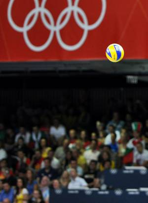 Volleyball während London 2012