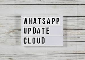 Vorsicht! WhatsApp löscht alte Chats und Fotos aus der Cloud