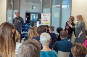 Vorstellungsrunde Barcamp Köln 2018