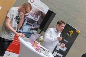 Vortrag beim Barcamp in Koblenz