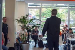 Vortrag beim Barcamp Köln 2018