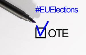 Vote at European elections