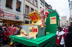 Wagen: Neue Stempel und Briefpapier für Oberbürgermeisterin