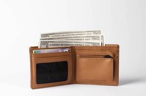 Wallet with banknotes  Flip 2019