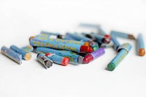 Waxmalstifte / Wax Crayons