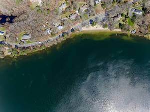 Wequaquet Lake at Cape Cod