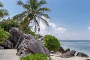 White Beach Anse Source d