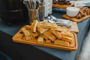 White Bread Slices On A Wooden Board (Flip 2019)