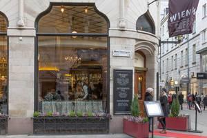 Wiener Cafe in Stockholm