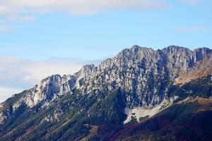 Wilder Kaiser mountain peaks, Tirol, Austria