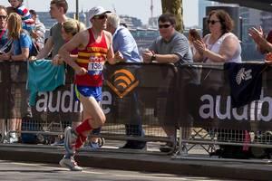 Will Green - London Marathon 2018