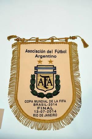 Wimpel Argentinien WM-Finale 2014