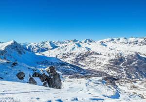 Winter wonderland in the Alps  Flip 2019