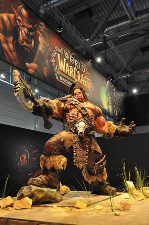 World of Warcraft Warlords of Draenor @ Gamescom