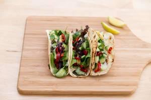 Würzig-feurige Halloumi-Tacos von Hellofresh