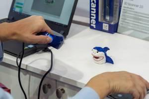 XYZprinting Portable 3D Modeling Scanner