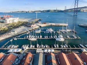 Yachthafen Doca de Recreio de Santo Amaro