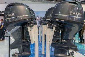 Yamaha Antriebe füe ein Motorboot